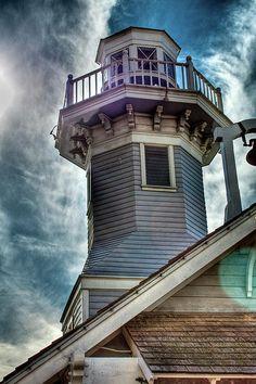 Lighthouse - Seaport Village - San Diego