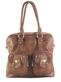 timi & leslie Rachel Convertible Diaper Bag TL-221-01CA - Luggage Pros