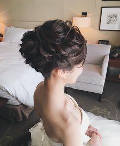 Braided Hairstyles For Wedding, Bride Hairstyles, Bridal Hair Updo, Updos, Lace Dress, Braids, Wedding Day, Dreadlocks, Wedding Dresses