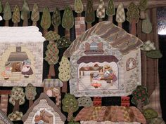 Allie's in Stitches: A Subjective Selection of Quilts from Houston 2010