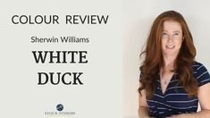 Kylie M Interiors, Edesign expert talks about one of the best neutral paint colours - Sherwin Williams White Duck. Light Grey Paint Colors, Best Gray Paint Color, Best Neutral Paint Colors, Popular Paint Colors, Paint Colors For Home, House Colors, Wall Colours, Paint Colours, Room Colors