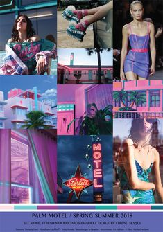 PALM MOTEL / SPRING SUMMER 2018