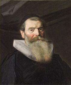 Frans Hals - Portret van een predikant