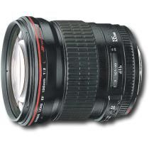 Canon - EF 135mm f/2L USM Telephoto Lens | Best Buy - On Sale $989 + $100 Mail In Rebate