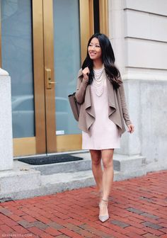 Pretty in Pink + Taupe