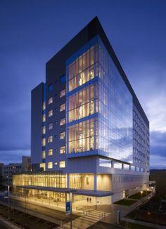 Randall Children´s Hospital / ZGF Architects LLP