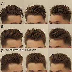 """3,852 Likes, 124 Comments - HAIRMENSTYLE OFFICIAL ✂️ (@hairmenstyle) on Instagram: """"Use #HairMenStyle @mensworldherenkappers ✂️"""""""