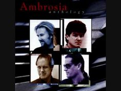 "Ambrosia - Biggest Part of Me (HQ). ""Ain't no risk now, in lettin my love rain down on you- so we can wash away the past and we may start anew..""  One of my all time favorite songs."
