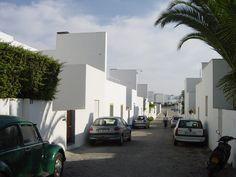Alvaro Siza - Quita de Malagueira - Evora (Portugal) - Logements sociaux - 1977-1995