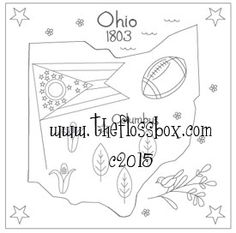 The Floss Box | Ohio Embroidery