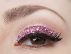 Katy Perry California Girls Glitter Make Up - Blog of Shadows