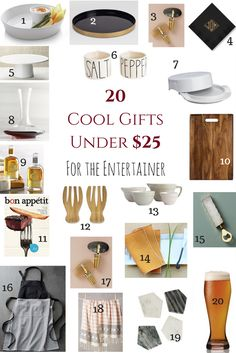 20 Chic Gifts Under