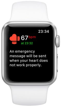 RscMe - Rescue & Emergency app for Apple Watch monitors changes of your heart rate. When your heart is not working properly (exceeding your maximum heart rate or dropping critically low), a text message with your name, location, and heart rate will be sent to your selected emergency contacts.