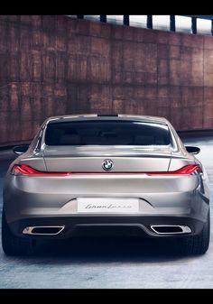 BMW Pininfarina Gran Lusso Coupe...
