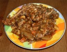 Tocanita de iepure Beef, Food, Meat, Essen, Meals, Yemek, Eten, Steak