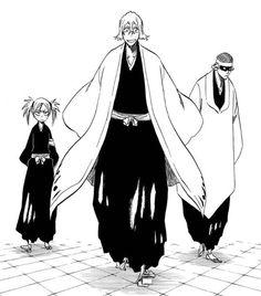Urahara-san on We Heart It Bleach Fanart, Bleach Manga, Kawaii Chibi, Kawaii Anime, Manga Art, Manga Anime, Bleach Captains, Kubo Tite, Bleach Characters