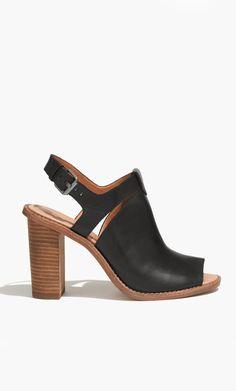 Sylvain Leather Heels