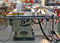 Grizzly H7507 - Router Extension Table for Table Saw