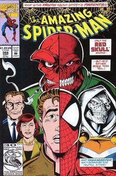 The Amazing Spider-Man (Vol. 1) 366 (1992/09)