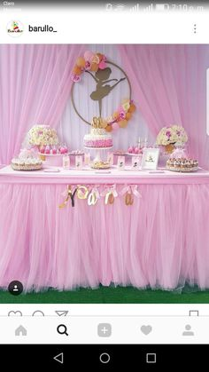 birthday party decorations 723038915158147634 - Ideas Birthday Party Dcoration Princess Baby Shower Source by kirafuyodoh Ballerina Party Decorations, Ballerina Birthday Parties, Girl Baby Shower Decorations, Carnival Birthday Parties, Birthday Tutu, Princess Birthday, Birthday Party Decorations, Girl Birthday, Birthday Cake