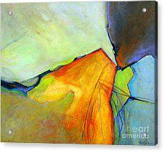 Four Corners Acrylic Print by Wendy Westlake