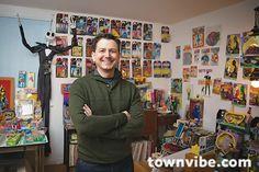 Greg Topalian the man who started Comic Con