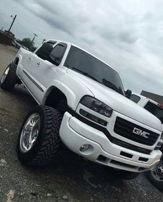2006 GMC Sierra 2500HD lifted