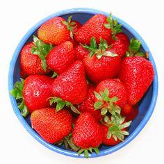 Bowl of Strawberries by DesignbyRita on Etsy, $15.00