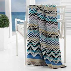 Kassatex Kassatex Mistral Beach Towel