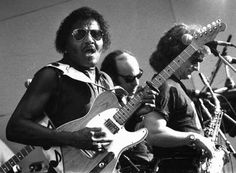 "Albert Collins (1932-1993) was a electric blues guitarist and singer (and occasional harmonica player) whose recording career began in the 1960s in Houston and whose fame eventually took him to stages across North America, Europe, Japan and Australia. He had many nicknames, such as ""The Ice Man"", ""The Master of the Telecaster"" and ""The Razor Blade"". Note the capo on the 9th fret..."
