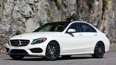 Mercedes-Benz C-Class named 2015 World Car of the Year