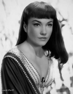 Anne BAXTER (1923-1985) * AFI Top Actress nominee