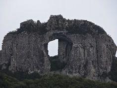 Pedra Furada - Urubici SC