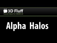 Removing Alpha Texture Halos in CINEMA 4D - YouTube