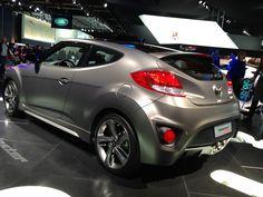 #Hyundai Veloster Turbo #NAIAS