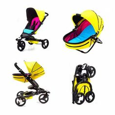 bloom Zen Stroller and yoga nest $899
