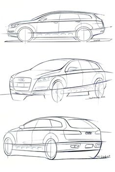Discover recipes, home ideas, style inspiration and other ideas to try. Car Design Sketch, Car Sketch, Conceptual Drawing, Audi A6 Avant, Industrial Design Sketch, Sketches Tutorial, Car Drawings, Bike Design, Beautiful Drawings