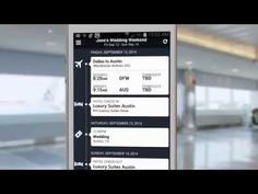TripCase Travel App - YouTube