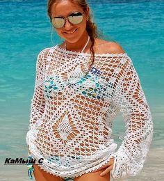 crochelinhasagulhas: Playa de salida I