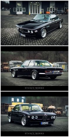BMW E9 3.0 CSi #RePin by AT Social Media Marketing - Pinterest Marketing…