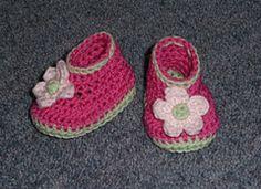 Ravelry: Cutie Booties pattern by Hayley Missingham