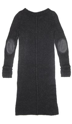 Wool jumper dress - Plümo Ltd