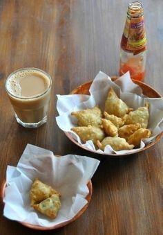 Recipe for Chicken Samosa (Sambosa)