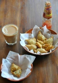 Recipe for Chicken Samosa (Sambosa)