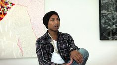 HBTV: Dissecting Creativity with Pharrell Williams Part 1 by HBTV