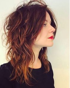 mentions J'aime, 40 commentaires – Global Hair Community ( - Hair Day, New Hair, Medium Hair Styles, Curly Hair Styles, Hair Medium, Growing Out Bangs, Global Hair, Pretty Hairstyles, Hairstyle Ideas