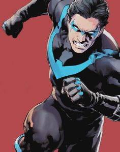"mynamesnightwing: "" "" Nightwing #4 "" ""                                                                                                                                                                                 More"