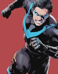 """mynamesnightwing: """" """" Nightwing #4 """" """""""