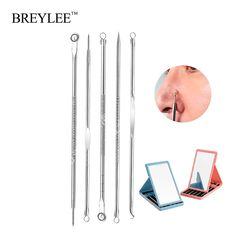 Pimple Remover Tool, Blemish Remover, Makeup Remover, How To Remove Pimples, Remove Acne, Happy Skin, Skin Care Tools, Face Skin Care, Nail Art Tools