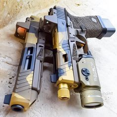 Instagram Weapons Guns, Guns And Ammo, Glock Girl, Gun Vault, Tactical Accessories, Weapon Storage, Edc Tactical, Mens Toys, Fire Powers